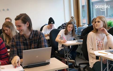 Fortsatt stark tillväxt för Skolon i Sverige
