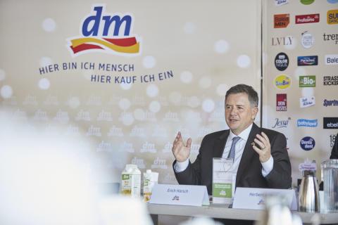 Herzliche Einladung zur Halbjahrespressekonferenz von dm-drogerie markt