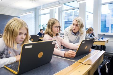 Ny forskarskola med fokus på lärarutbildning och digitalisering