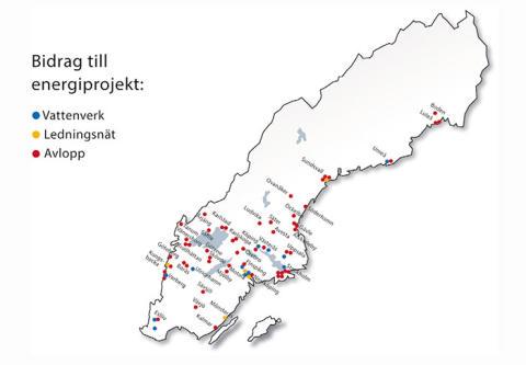 """SVU-rapport 2014-05: Sammanfattande rapport över """"VA-verkens bidrag till Sveriges energieffektivisering"""" (Management m.fl)"""