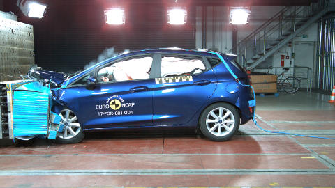 A Five Star Fiesta for Euro NCAP's 20th Anniversary