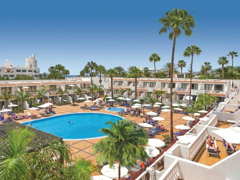 allsun Hotel Los Hibiscos Pool