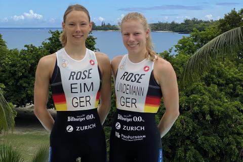 Zurich wird Hauptsponsor der Deutschen Triathlon Union