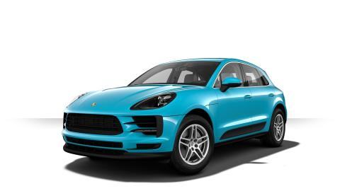 Porsche Macan security rating upgraded to Superior