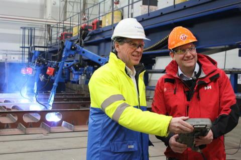 Hurtigruten starts construction of first hybrid expedition ship