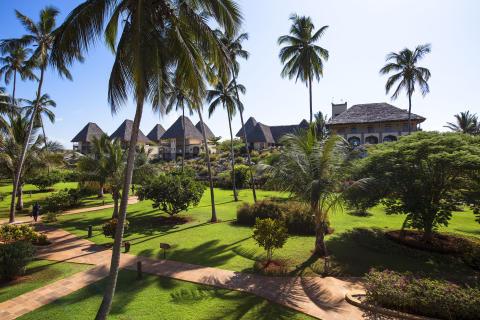 Sansibar Hotel Neptune Pwani_Hotelanlage