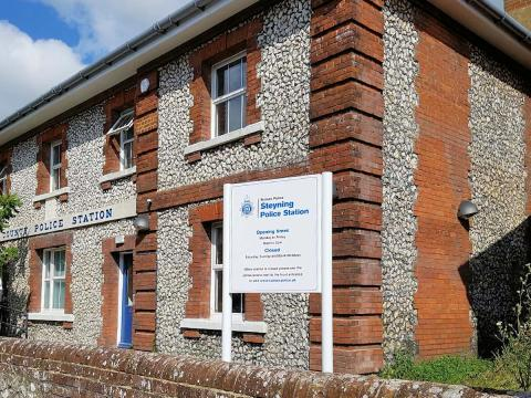 Steyning police station re-open to the public