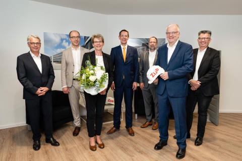 ZÜBLIN Bielefeld Eröffnung
