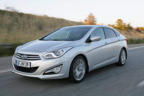 Hyundai selger bedre enn markedet