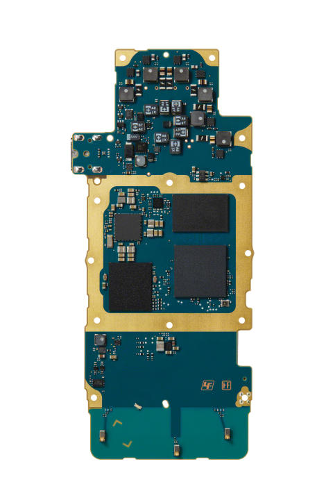 Sony_NW-ZX500_Circuit_board