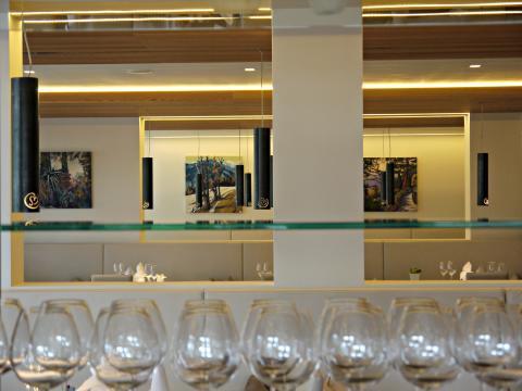 Ernst Müller-Kunstausstellung im Design Hotel Lindenhof
