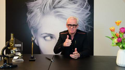 Friseurunternehmer Frank Brormann ermöglicht Partnersalons geförderte Unternehmensberatung
