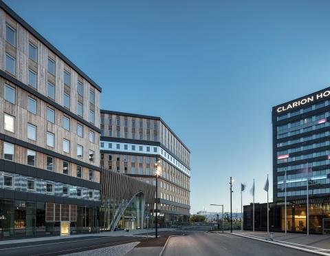Lufthansa Cargo etablerar Sverigekontor i Office One på Arlanda