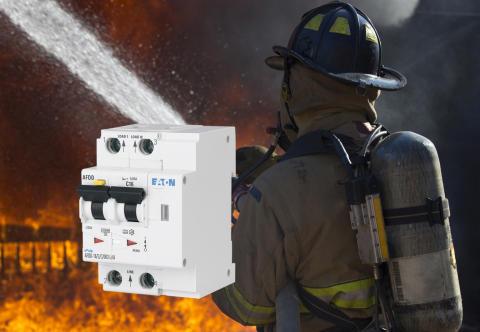 Eatons nya ljusbågsdetektor höjer elsäkerheten