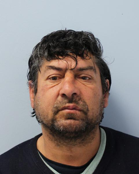 Man jailed after spitting at hotel staff and police officer