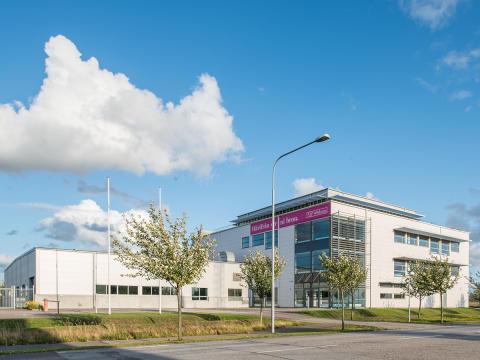 Wihlborgs hyr ut hela Urnes 3 i Malmö till offentlig hyresgäst