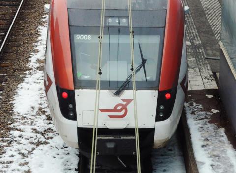 Ökad takt i tågverkstaden för att klara vinterns skador