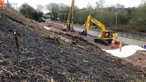 London Northwestern Railway to reinstate Trent Valley services following landslip