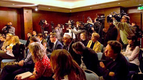 Torture and Kidnap victims speak on their and Princess Latifa's Kidnap by Dubai Ruler - Updates following Press Conference