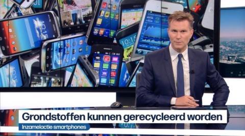 """Agoria: """"Oude smartphones inzamelen om elektrische auto's te laten rijden"""""""