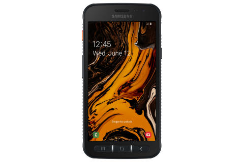 Samsung Galaxy XCover 4S Enterprise Edition_Front