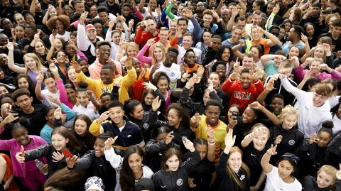 Nike commits to multiple youth sport partnerships in London