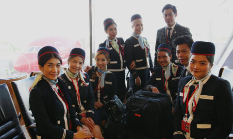 Norwegian's Long Haul Crew
