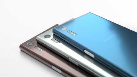 Sonys första flaggskepp Xperia™ XZ och Xperia™ X Compact – båda med triple image sensing-teknologi