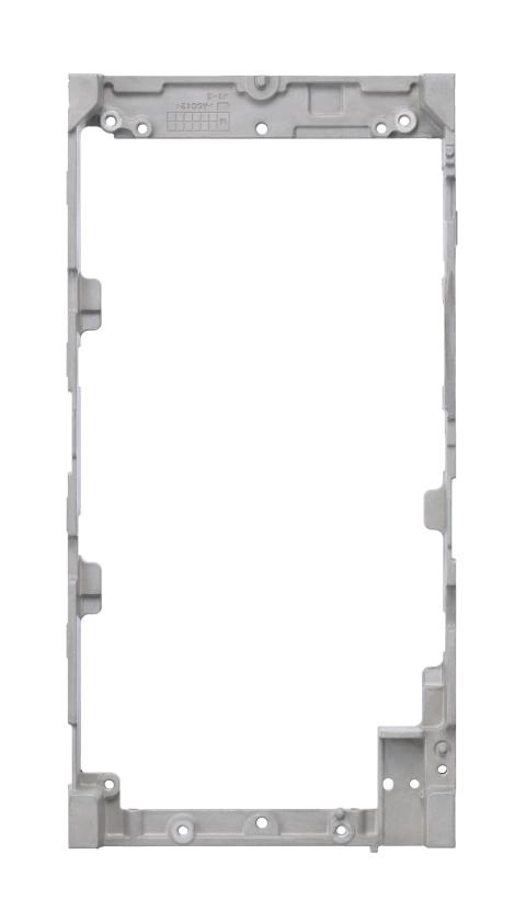 WALKMAN NW-A30 von Sony_Aluminiumgehäuse
