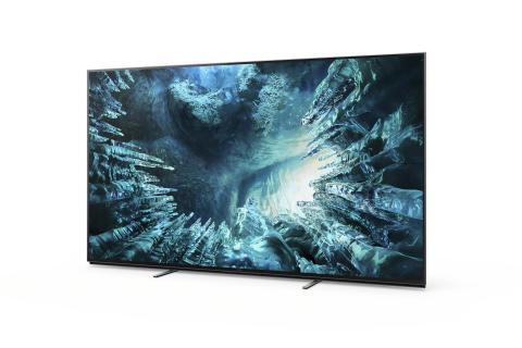 8K HDR Full Array LED televizory ZH8 od Sony se dostávají do prodeje