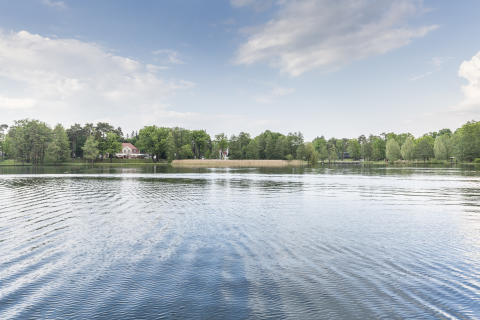Am Scharmützelsee in Bad Saarow