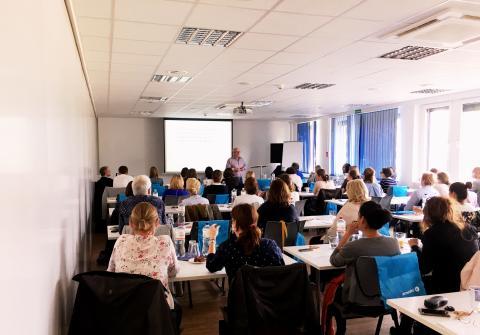 Erfolgreich gelaufen: FMF-zertifizierter ETS-Kurs in Hamburg