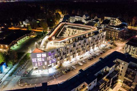 Sveriges bästa bostadshus får branschens bästa underhållsplan med Sustend