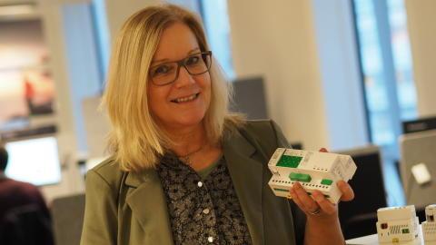Schneider Electric skjerper fokus på KNX med ny serie