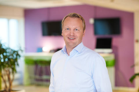 Jon Christian Hillestad, direktør Telia Bedrift