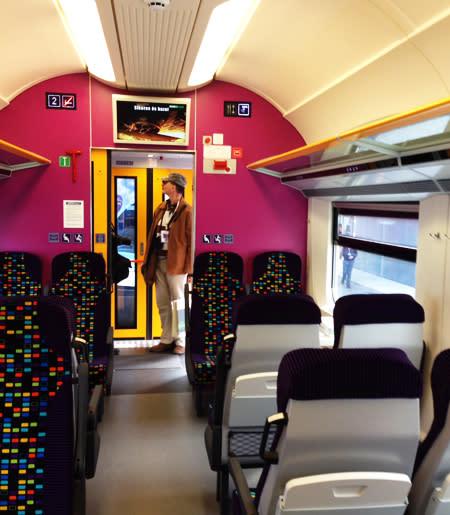 InnoTrans- Tågmässa i Berlin