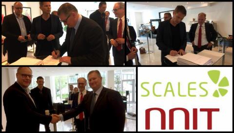 NNIT køber SCALES Group