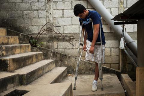 Rädda Barnen lanserar podd om barn på flykt i Centralamerika