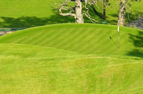 Utveckling av golfbanan vid Ekholmsnäs Golf Lidingö