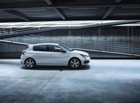 Nya Peugeot 308 - med svenska priser