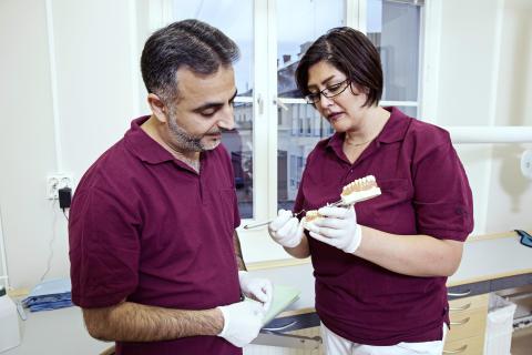 Introduktionsår tandsköterska