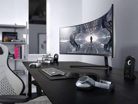 Nu lanceres Samsungs nye gaming skærme Odyssey G9 og G7 i Norden
