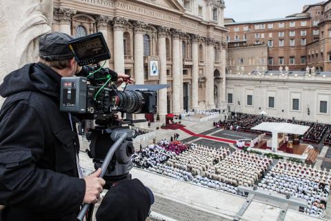 Eutelsat: in Vaticano al fianco di HD Forum Italia come platinum sponsor di 'Passaggi'