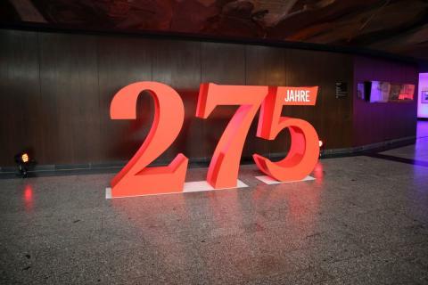 275. Geburtstag des Gewandhausorchesters in der Saison 2017/2018