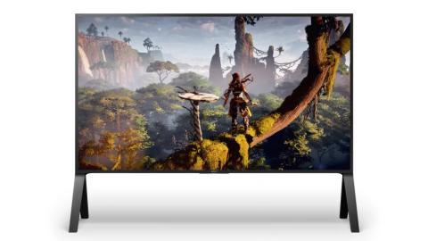 Horizon Zero Dawn™ on Sony ZD9 4K HDR TV