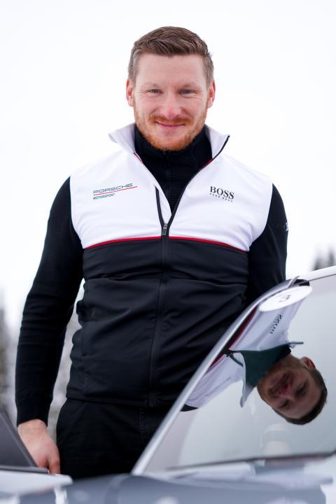 Tobias Hütter, Porsche Motorsport