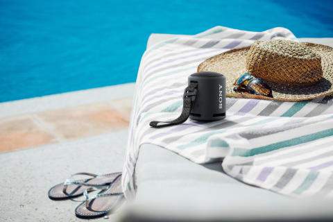 Nouvelle enceinte Sony SRS-XB13 : un concentré de puissance audio EXTRA BASS