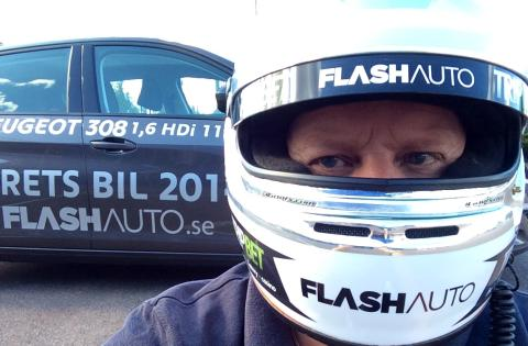 """Jan """"Flash"""" Nilsson börjar tävla som Peugeot-återförsäljare"""