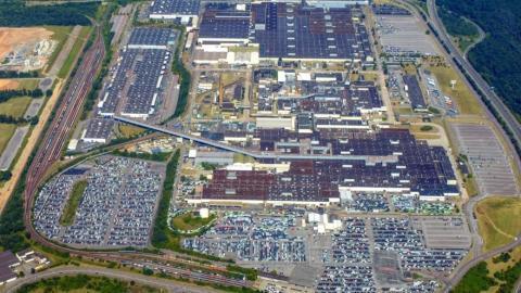 Ford fabrikk Saarlouis