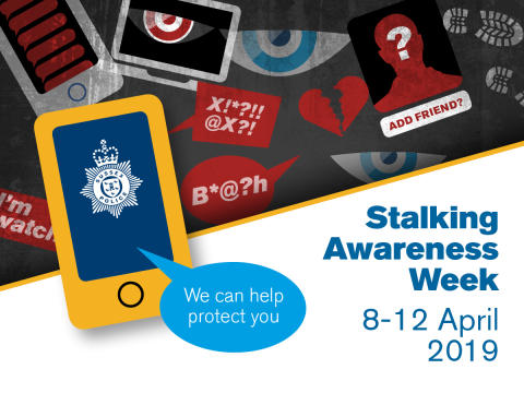 Stalking victim Amanda Playle urges victims to seek help as Sussex Police supports National Stalking Awareness Week